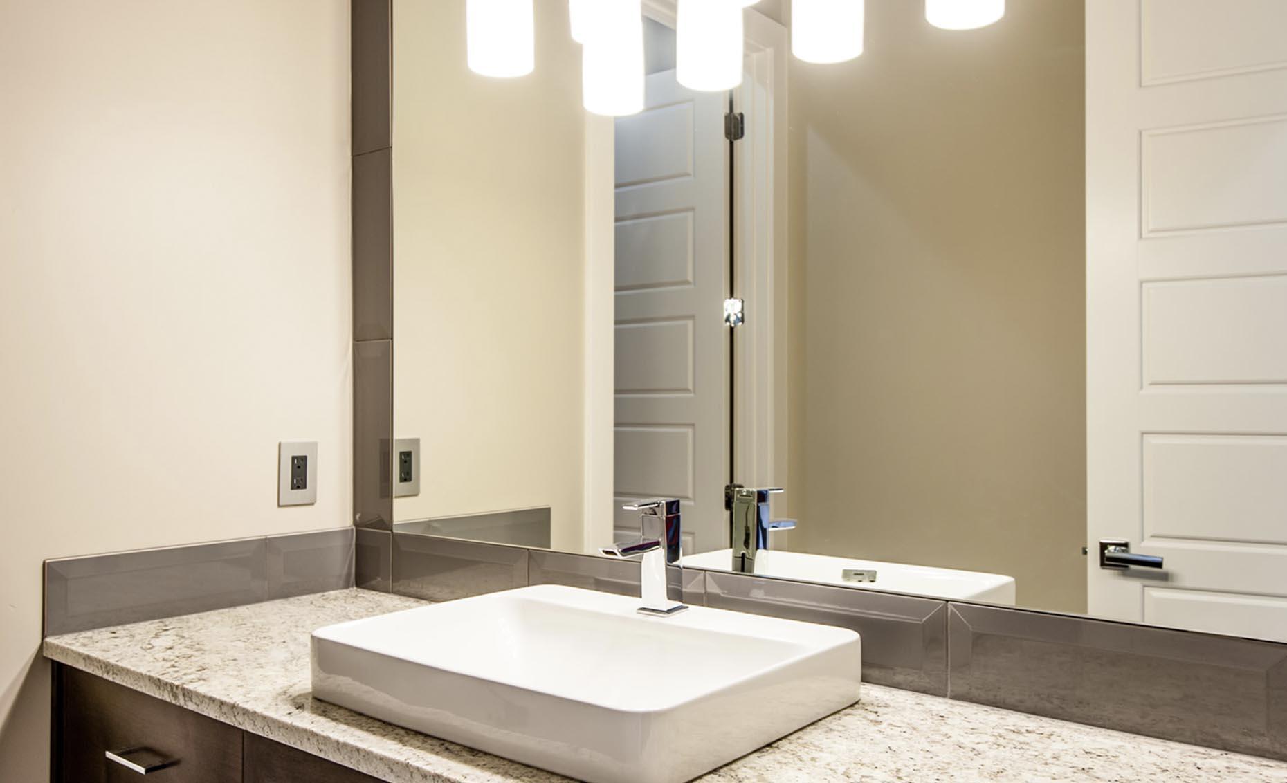 The Corrente Bello House Bathroom