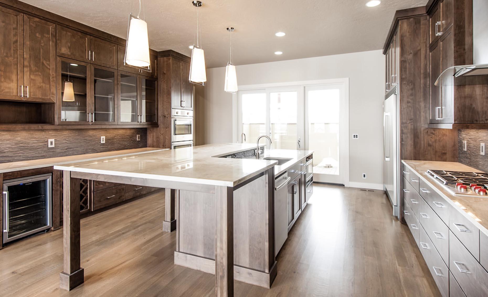 The Corrente Bello House Kitchen