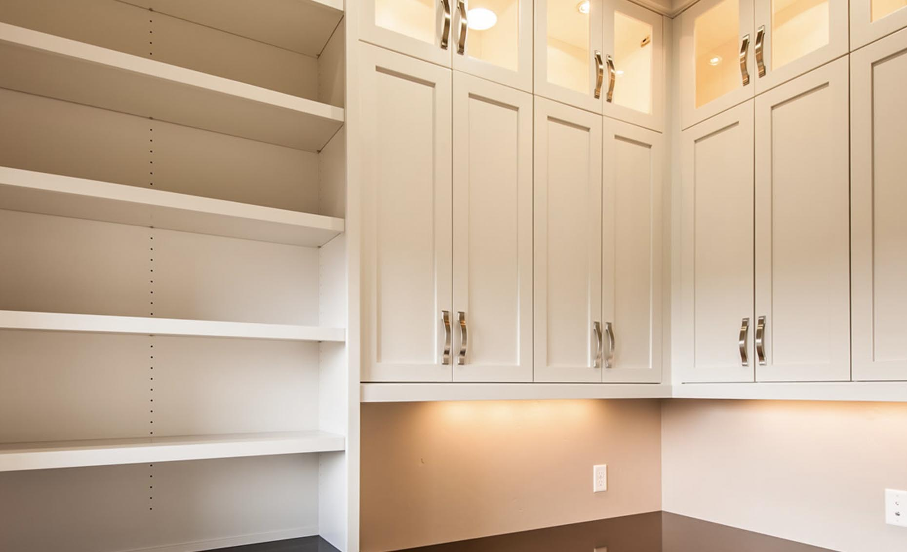 The Heavens Way House Cabinetry