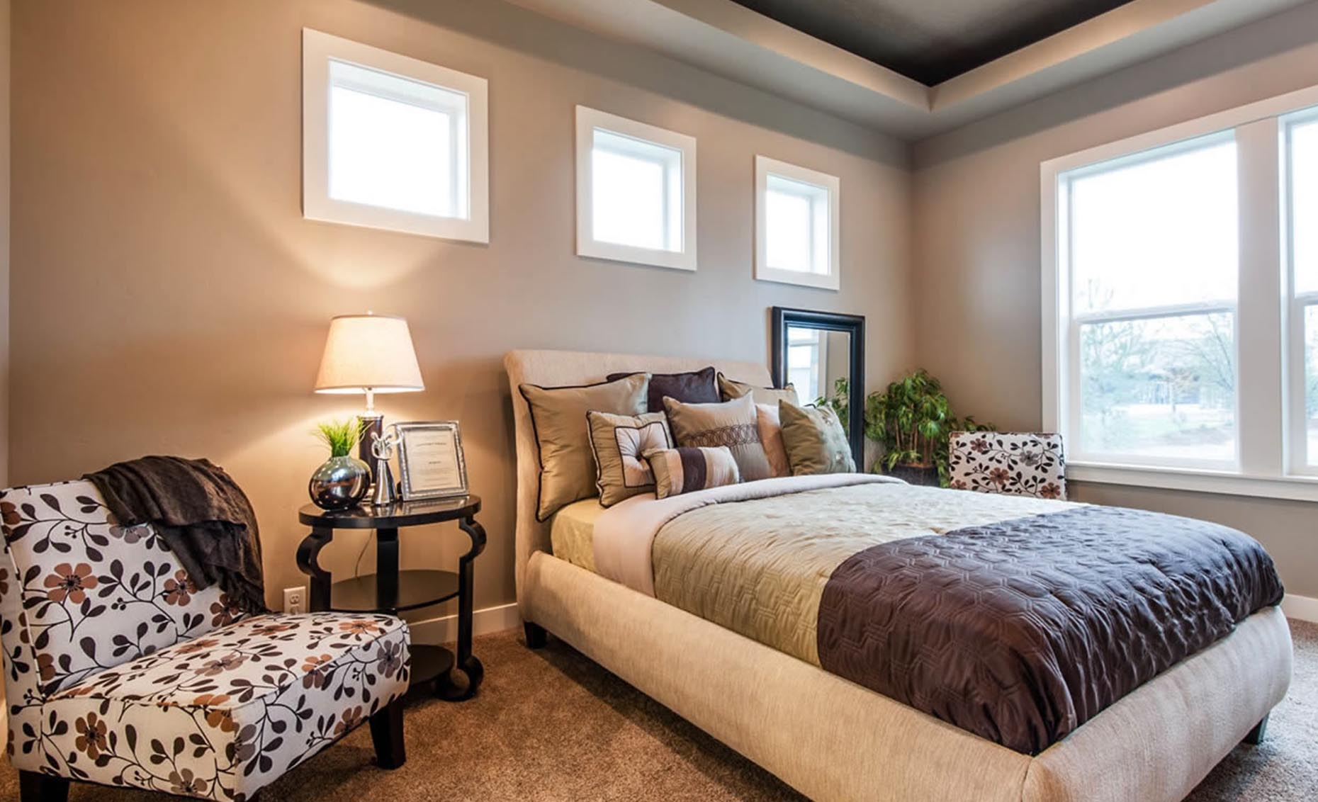 The Braveland House Guest Bedroom