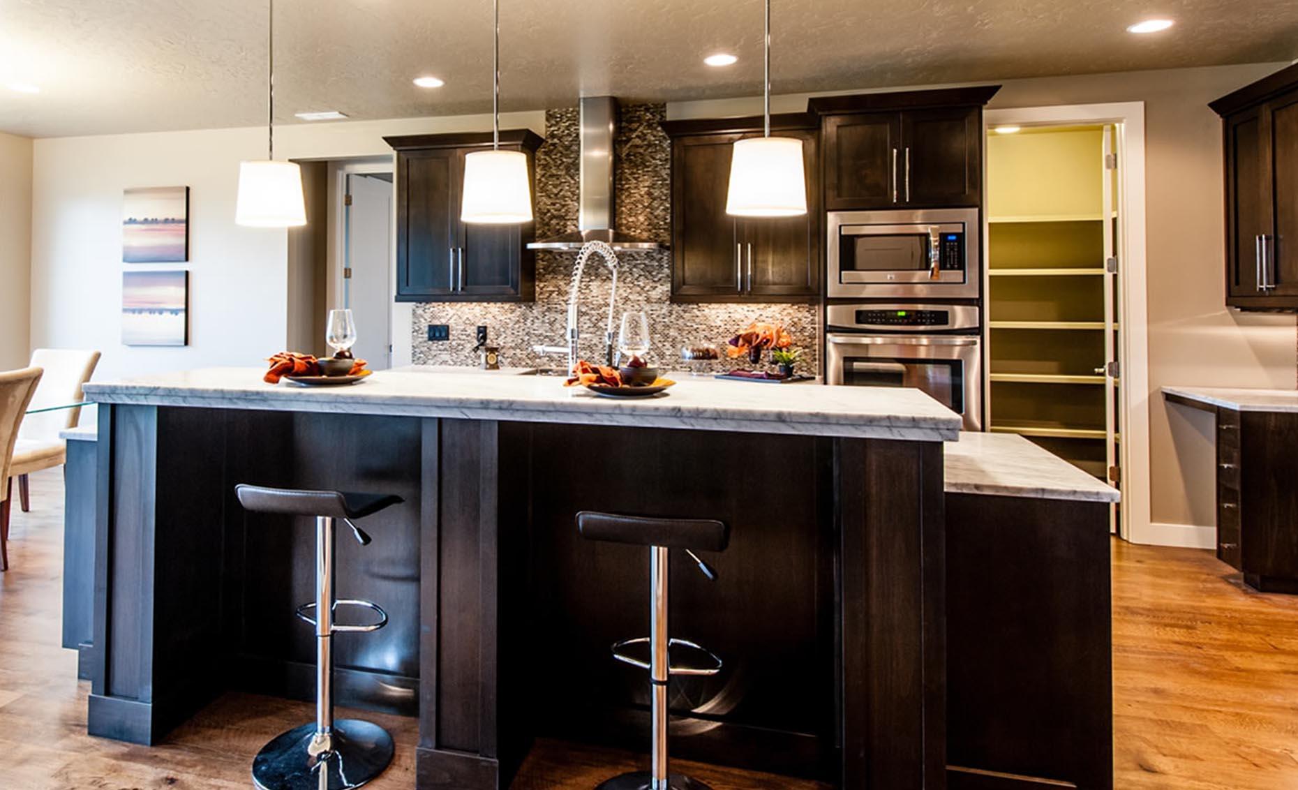 The Braveland House Kitchen