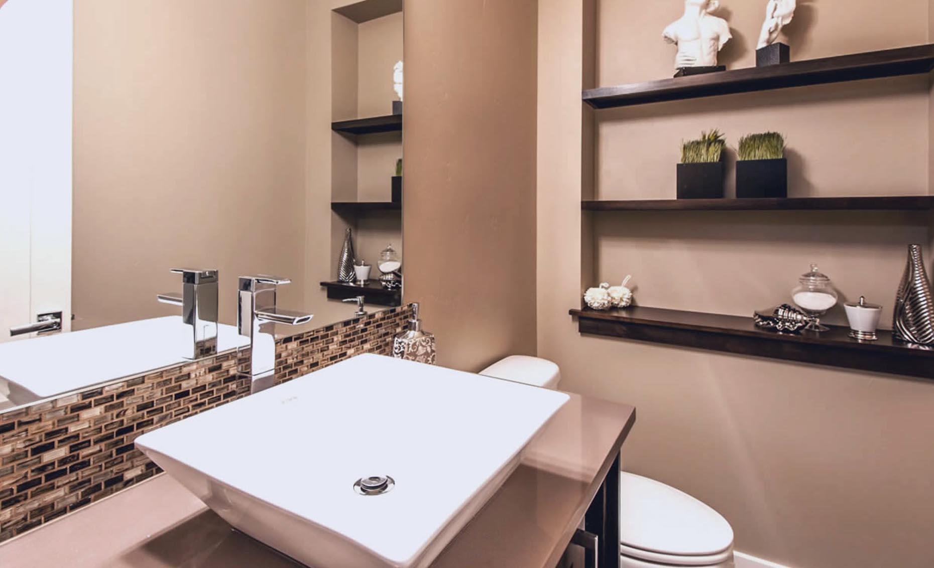The Braveland House Bathroom