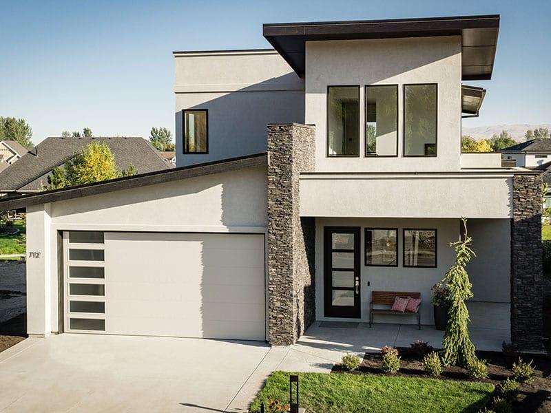 The Moderno House