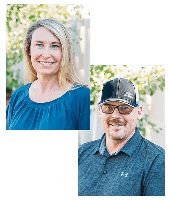 Mike & Kim Winkle of Syringa Construction of Idaho